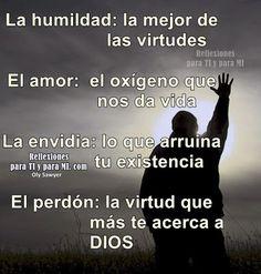 α JESUS NUESTRO SALVADOR Ω: Señor, permite que sepa como crecer en la humildad...