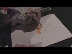 Video: How to Paint Sunflowers