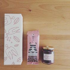 #cafe #sweets #vertdegris #packages #design
