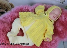 Looking for your next project? You're going to love Lemon Matinee Knitting Pattern #352  by designer ShiFio.