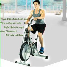 xe đạp tập thể dục tại nhà tăng cường sự dẻo dai của cơ bắp, tăng chiều cao và mang lại nhiều lợi ích về sức khỏe, đặc biệt việc luyện tập này còn có tác dụng hữu hiệu hơn bất kì loại thuốc nào trong việc ngăn ngừa, phòng chống các bệnh có liên quan đến tim mạch