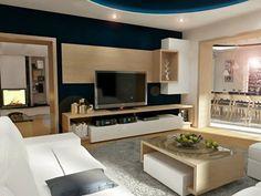 wall tv'