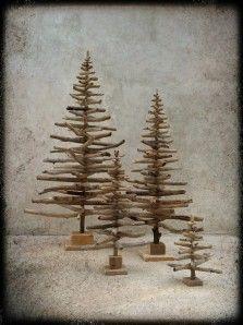 sapin de noël, arbre de noël, sapin en bois flot-copie-1