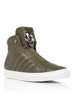 "high sneakers ""last call"" - Shoes - Men 