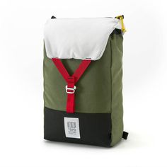 Y-PACK The Y-Pack is our twist on the classic flap pack. With a wide flap and single latch closure, the Y-Pack fuses classic style and modern functionality. The wide, zippered hood provides ample stor