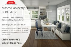 Bathroom Cabinetry, Cabinets, Butcher Block Top, Nook Ideas, Register Online, Free Admission, Custom Kitchens, Wood Countertops, Wall Cladding