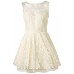 Buy Vicky Cream Dress - Jones and Jones Fashion Backless Dresses