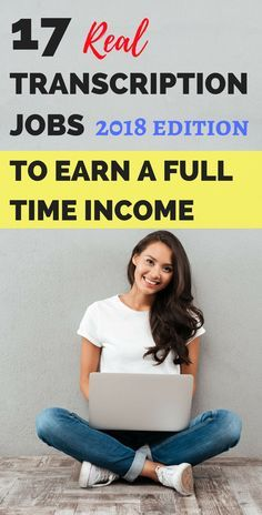 Earn Money at home Using Internet - See my handpicked list of the best transcription jobs you can work from home to earn up to a full time income. Only legitimate, high paying transcription companies. You're copy pasting anyway.Get paid for it. Work From Home Jobs, Make Money From Home, Way To Make Money, Earn Money Online, Online Jobs, Online Income, Write Online, Motivation, Money Saving Tips