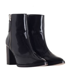 Gloss High Ankle Boot