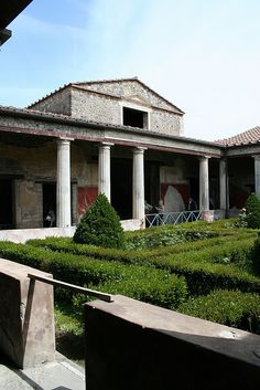 House of the Menander, Pompeii, Campania