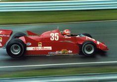 1979 Alfa Romeo 179 (Bruno Giacomelli)