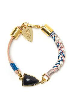 lizzie fortunato bracelet