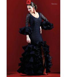 flamenco dresses woman in stock immediate shipping - Roal - Size 32 - Graciela (Same photo) Spanish Dress, Blouse And Skirt, En Stock, New Product, Catwalk, Flamenco Dresses, Tap Tap, Womens Fashion, Skirts
