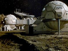John Kenneth Muir's Reflections on Cult Movies and Classic TV: Cult-TV Theme Watch: The Moon Base Ufo Tv Series, Unidentified Flying Object, Tv Themes, Sci Fi Tv, Fantasy Movies, Cult Movies, Interstellar, Space Travel, Classic Tv