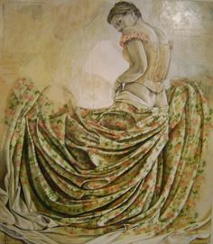 Marijose Terán Guardia (Costa Rican Artist, b. Beauty In Art, Back Art, Costa Rica, My Arts, Painting, Photo And Video, Figurative, Mixed Media, Photos
