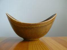RORSTRAND stengods/stoneware bowl by Gunnar Nylund | eBay
