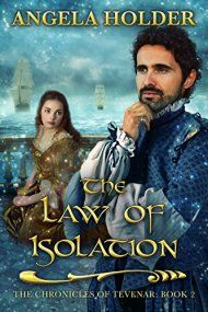 The Law Of Isolation by Angela Holder ebook deal