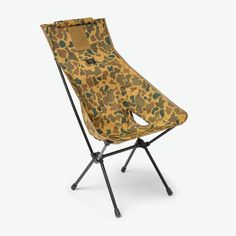 Compact and lightweight, the Filson x Helinox® Tactical Sunset Chair gives you a comfortable place to sit, whether it's riverside or mountaintop. Weighs just and has a capacity—constructed from exceptionally strong DAC® aluminum pole Womens Luggage, Neck Pillow, Butterfly Chair, Camping Gear, Cleaning Wipes, North America, Outdoor Furniture, Sunset