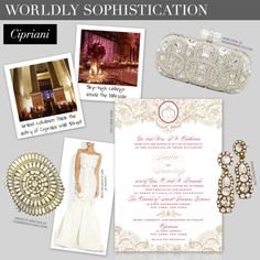 Worldly sophistication - Aisle Style - Ceci Johnson's design guide for the New York City bride - CeciStyle Magazine V181