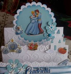 Once upon a time by lcamacho123 - Cards and Paper Crafts at Splitcoaststampers