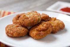 Nuggets vegetarianos de zanahoria y brócoli - TipsNutritivos