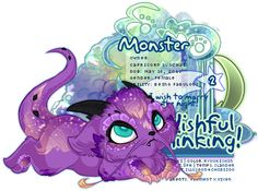 Wishful Thinking - Monster - Periwinkle's sister