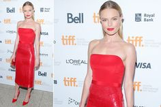 Kate Bosworth veste Boss al Toronto International Film Festival