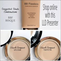 Check out Younique's BB Cream Cream Foundation and Powder Foundation. Creamed Honey, 3d Fiber Lashes, Younique Presenter, Cream Cream, Powder Foundation, Bb, Eyeshadow, Makeup, Check