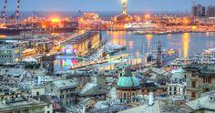 O que fazer em Génova #viajar #viagem #itália #italy