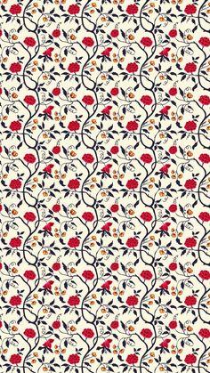 Iphone Homescreen Wallpaper, Emoji Wallpaper, Pattern Wallpaper, Wallpaper Backgrounds, Pattern Art, Pattern Paper, Pattern Design, Textile Patterns, Flower Patterns