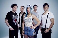 Madrid-Based Alt-Rockers EVERLYN Post Album Teaser and Music Video