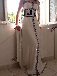 تصديرة قفاطن للعروس الجزائرية | عالم المراة