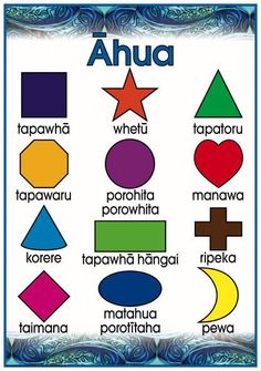 Image result for maori shapes