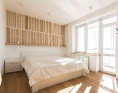 Фото из статьи: Интерьер недели: идеальная двухуровневая квартира с мансардой для московской семьи