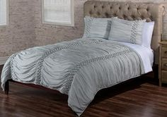 Thistle Grove Quilt - Quilt - Quilt With Gathers | HomeDecorators.com