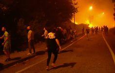 Las personas muertas por incendios de Galicia ya son cuatro           Un hombre de la parroquia viguesa de San Andrés de Comesaña ha muer...