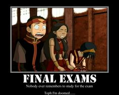 Final Exams Avatar by jerichojim.deviantart.com on @DeviantArt