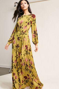 Shop dresses, tops, tees, leggings & more! Girls Maxi Dresses, Maxi Skirt Outfits, Modest Dresses, Nice Dresses, Casual Dresses, Frock Fashion, Modest Fashion, Hijab Fashion, Boho Fashion
