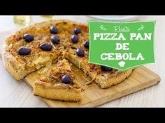 Pizza Pan de Cebola | VegTube