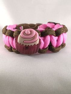 Wow! you are going to love this new product: Strawberry Swirl ... What are you waiting for? Check it out right here! http://www.paracord-heaven.com/products/strawberry-swirl-chocolate-cupcake-children-paracord-heaven-survival-bracelet-with-plastic-buckle?utm_campaign=social_autopilot&utm_source=pin&utm_medium=pin
