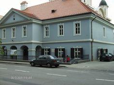 Casa cu arcade/Lábasház (1820-1821), Piața Libertății 7, Sfântu Gheorghe/Sepsiszentgyörgy