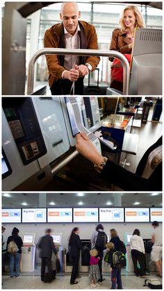 Sistema automático de facturación de equipaje
