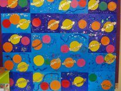 Katerina's Magic World: SPACE - ΔΙΑΣΤΗΜΑ Magic, Blog, Ideas, Planets, Space, Blogging