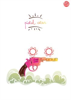 pistol cetar   aris shandi