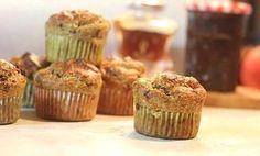 Muffins Chocolat au Son d'Avoine