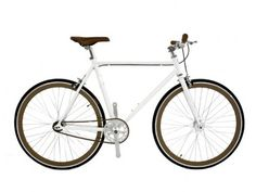 Vélo Fixie Blanc Livraison Offerte
