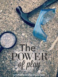The power of play | Simple Homeschool | Bloglovin'
