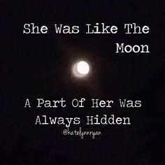 #quotes #moon #women @Katelynn Ryan