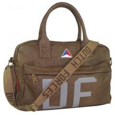 a6ef825b6c3 Dutch Forces weekendtas middenbruin | Dutch Forces | Serlinsupershopper.nl  € 64.95