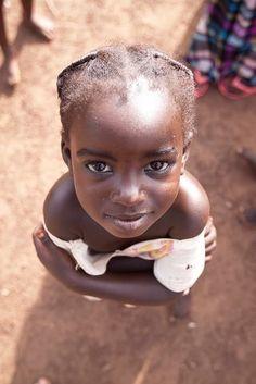 """turbanista:  """"Il y a une poésie dans le regard des petits enfants."""" - Anatole France"""